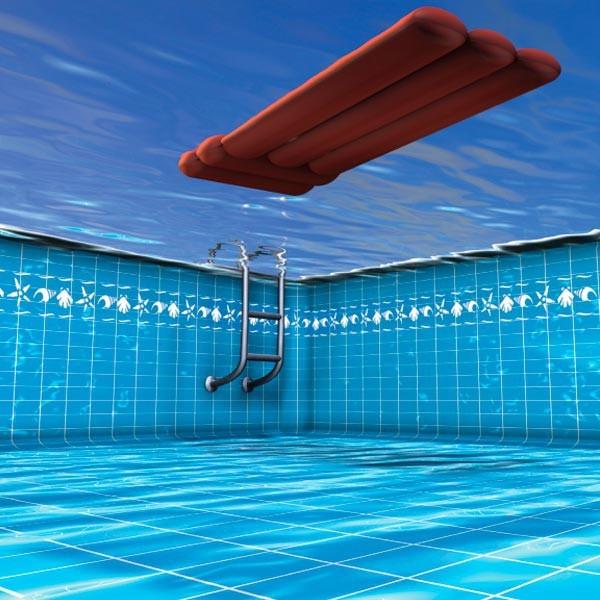 Oxi piscines et bassins peinture pour piscines et bassins for Peinture pour liner piscine