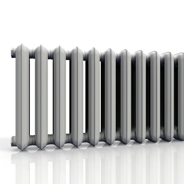 radiateur fonte avec chauffe plat. Black Bedroom Furniture Sets. Home Design Ideas