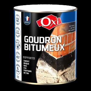 GOUDRON BITUMEUX