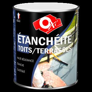 ÉTANCHÉITÉ TOITS TERRASSES