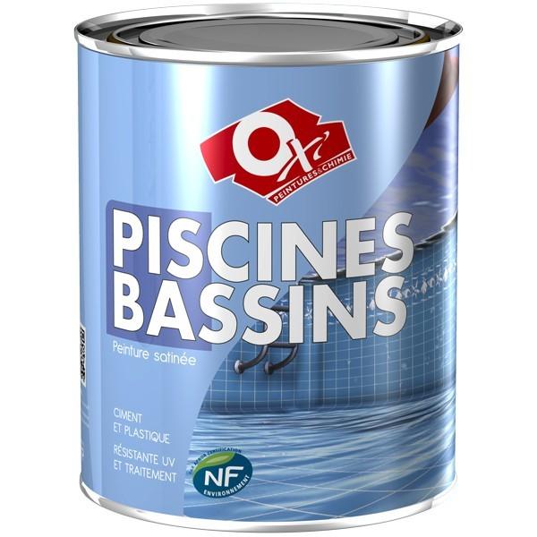 Oxi Piscines Et Bassins  Peinture Pour Piscines Et Bassins