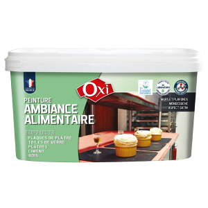 PEINTURE AMBIANCE ALIMENTAIRE